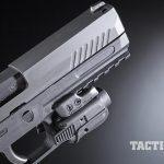 Sig Sauer P320 pistol light
