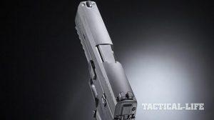 Sig Sauer P320 pistol slide