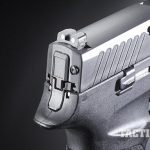 Sig Sauer P320 pistol rear sight