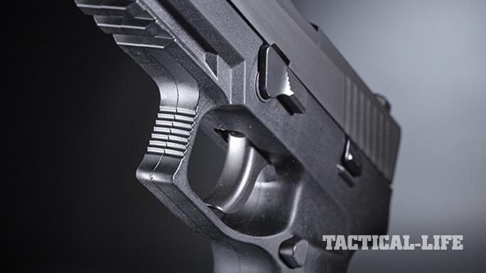 Sig Sauer P320 pistol trigger