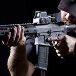 sightmark Ultra Shot M-Spec FMS Carbon Fiber Reflex Sight beauty