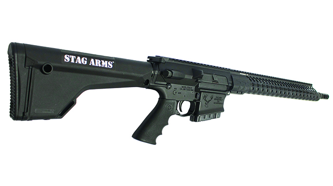 new rifles by stag arms
