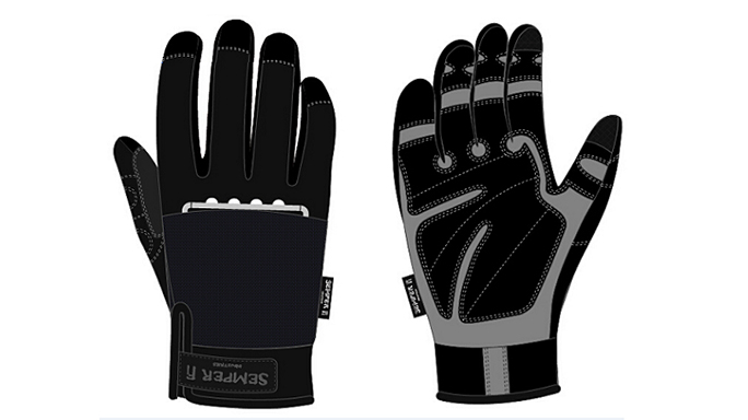 Tactical Lites work gloves