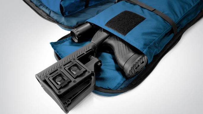 Copper Basin Takedown Firearm Backpack stock