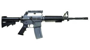 Troy M16A2 SFOD-D new rifles