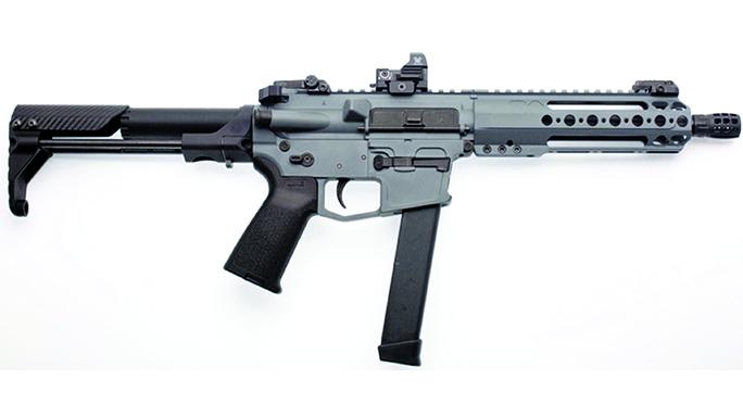 War Sport WS-9 new rifles