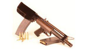 Bullpup dead Bushmaster Arm Gun solo