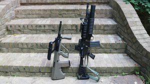 Bullpup dead M4 Rifle