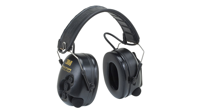 3M Peltor Tactical Pro hearing protection