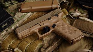 Glock 19 Pistol Army XM17 modular handgun system mag