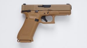 Glock 19 Pistol Army XM17 modular handgun system right