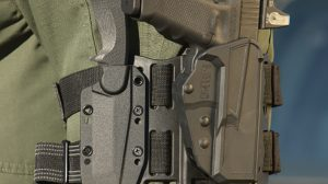 5.11 ThumbDrive holster red dot sights