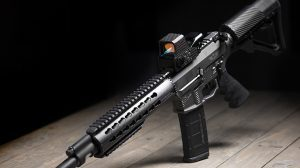 sightmark Ultra Shot M-Spec FMS Carbon Fiber Reflex Sight AR