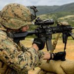 marines uber squad m27 rifle