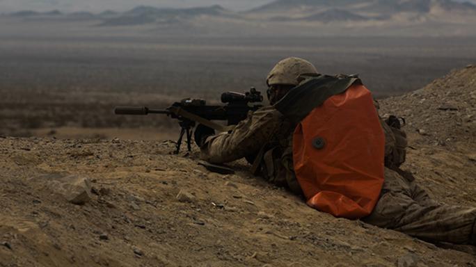 marines uber squad m27 suppressors