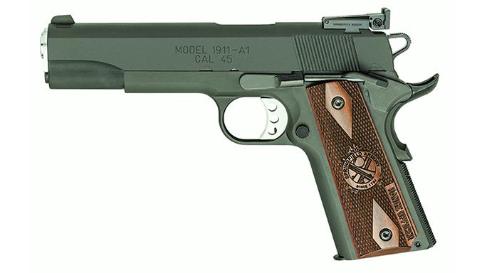 1911 pistols Springfield Armory Range Officer