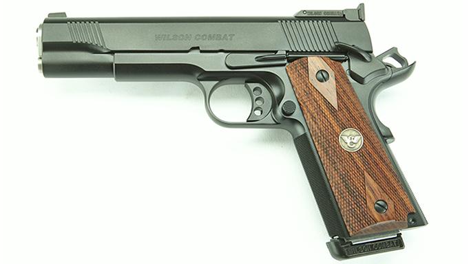 1911 pistols Wilson Combat Classic