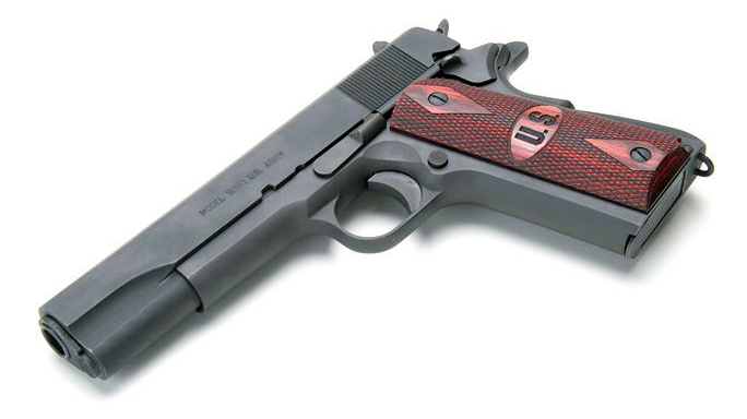 Auto-Ordnance GI 1911 pistol