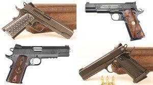Monetary Spectrum 1911 Pistol Market