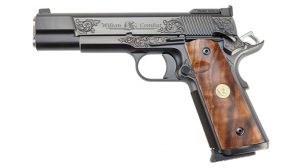 Wilson Combat Supergrade Pinnacle 1911 pistol solo