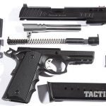 ATI FXH-45 pistol disassembled