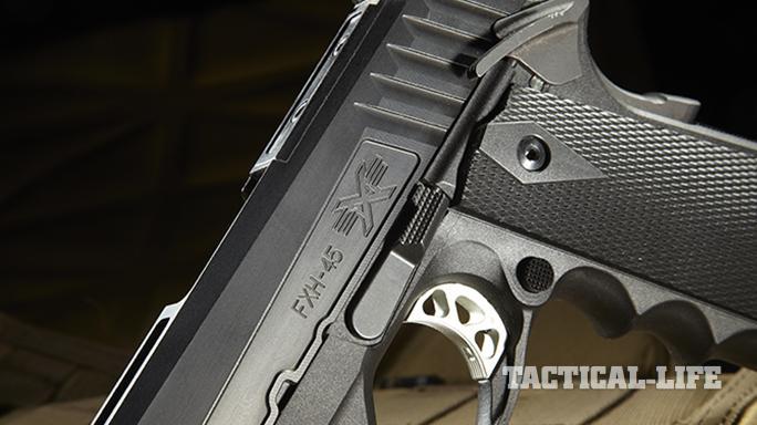 ATI FXH-45 pistol trigger