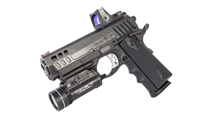 ATI FXH-45 pistol reflex sight