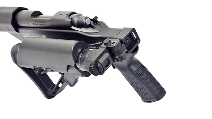 ashbury precision ordnance Saber m700 rifle rear