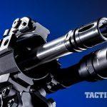 Black Dawn armory BDR-10 rifle barrel
