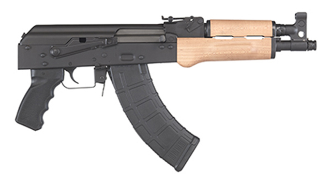 Century Arms Draco AK47 PISTOL right profile