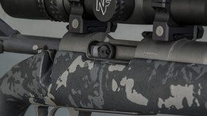 Gunwerks RevX rifle scope finish