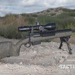 H-S Precision HTR rifle rear angle