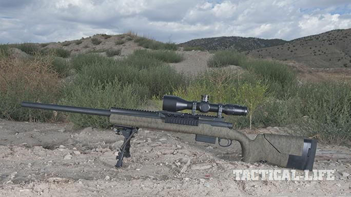 H-S Precision HTR rifle left profile