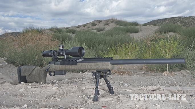 H-S Precision HTR rifle right angle