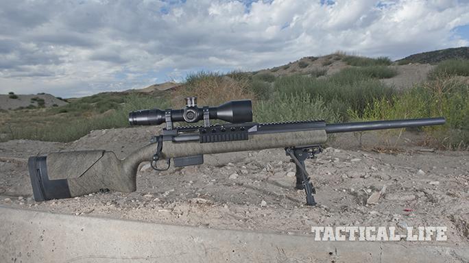 H-S Precision HTR rifle right profile
