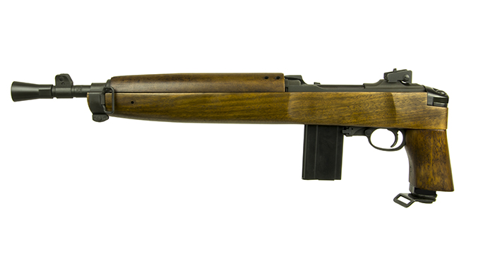 inland advisor m1 pistol left profile