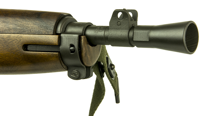 inland advisor m1 pistol barrel thread