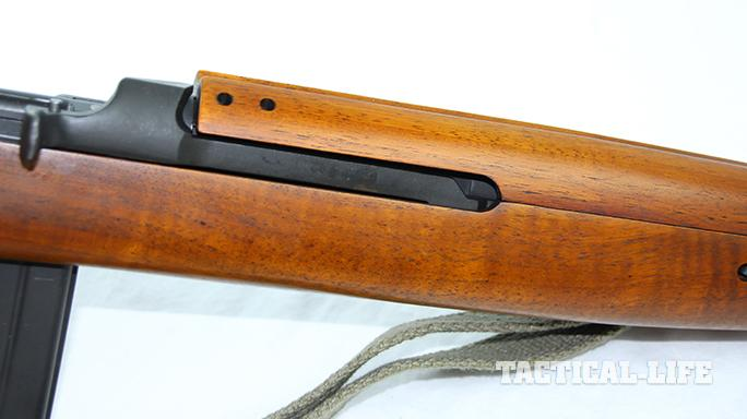 inland advisor m1 pistol wood finish