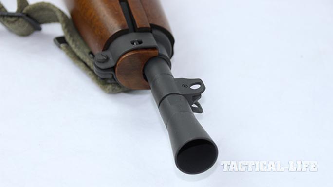 inland advisor m1 pistol barrel angle