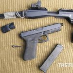 fab defense KPOS glock carbine disassembled