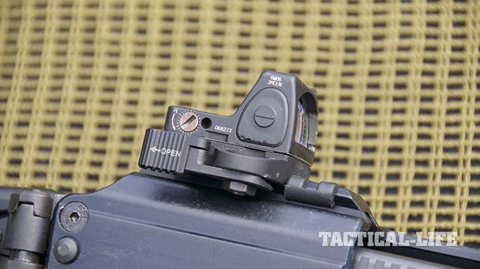 fab defense KPOS glock carbine trijicon rmr