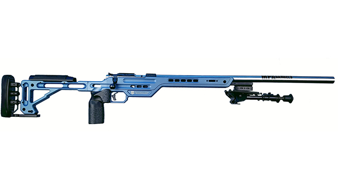 Masterpiece Arms MPA 22BA rifle