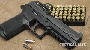 Sig Sauer P320 RX Full-Size pistol