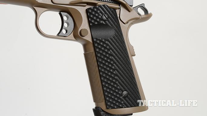 Pilot Mountain Arms Operator 1911 pistol fde trigger