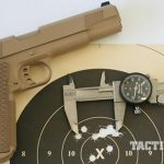 Pilot Mountain Arms Operator 1911 pistol FDE test