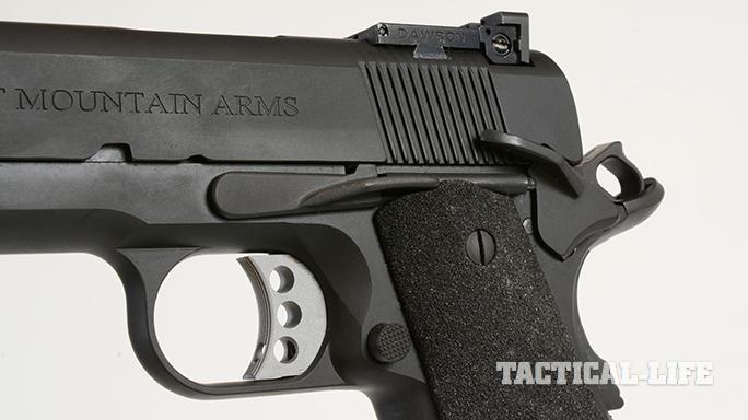 Pilot Mountain Arms Operator 1911 pistol trigger