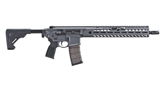 Sig MCX Virtus Patrol rifle right profile