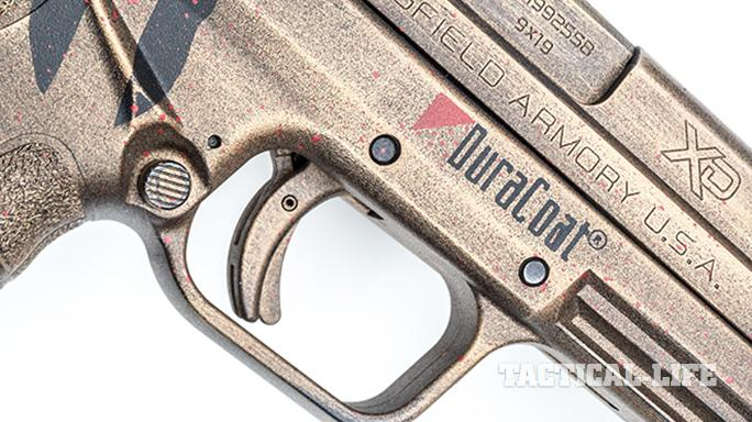 lauer custom weaponry springfield xd trigger