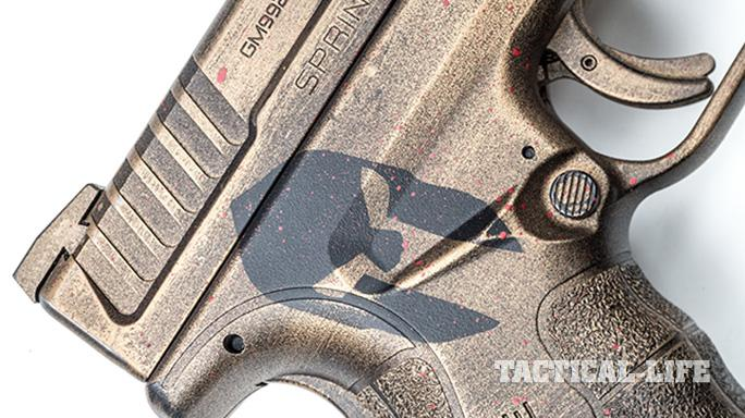 lauer custom weaponry springfield xd engraving