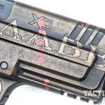 Hillbilly 223 Urban Finishes springfield xd engraving
